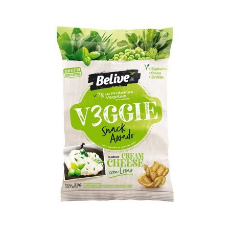 Veggie Snack Cream Cheese com Ervas
