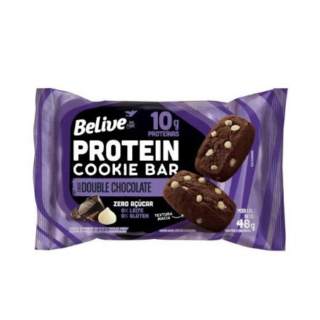 Cookie Bar Protein Double Chocolate