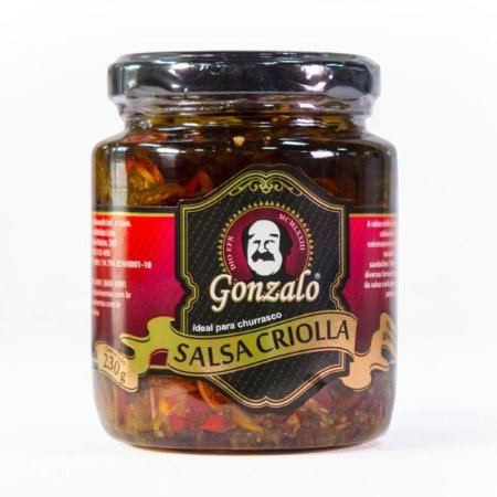 Salsa Criolla Gonzalo 230g