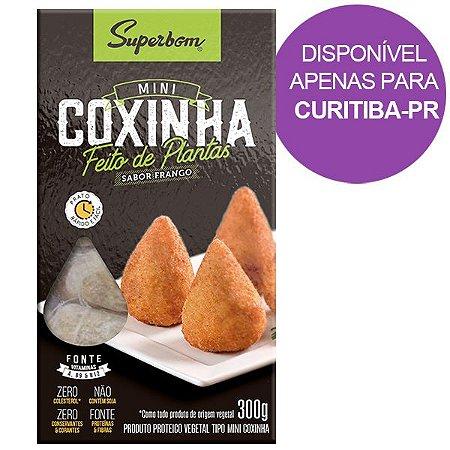 Coxinha Vegana Superbom