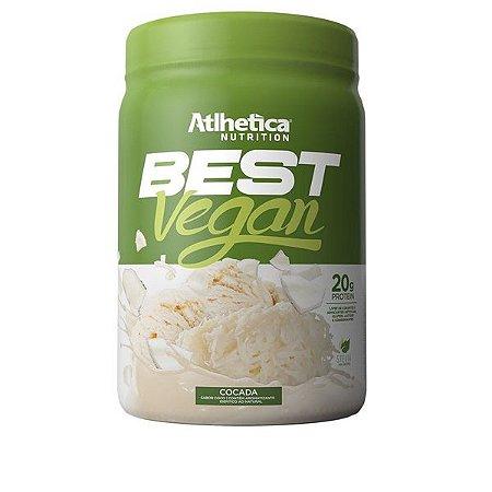 Blend Proteico Best Vegan sabor Cocada