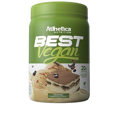 Blend Proteico Best Vegan Tiramissú