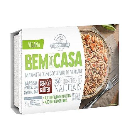 Marmita Veg Massa de Grão de Bico