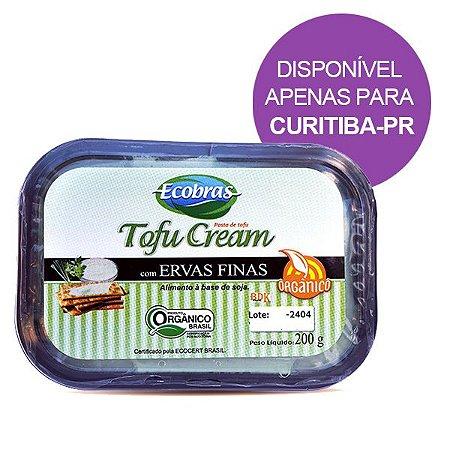 Tofu Cream Ervas Finas