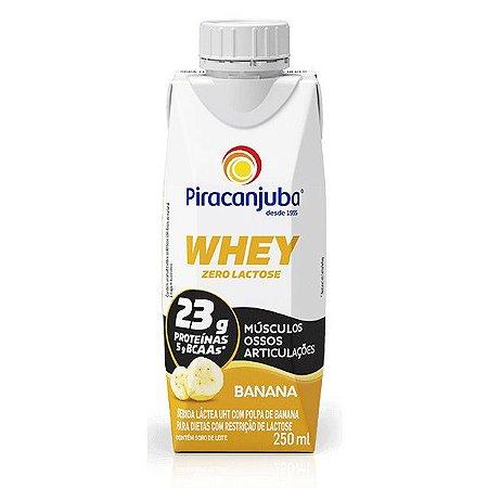 Whey Zero Lactose Banana