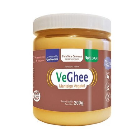Manteiga Ghee sabor Cúrcuma