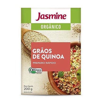 Quinoa Real em Grãos Orgânico Jasmine