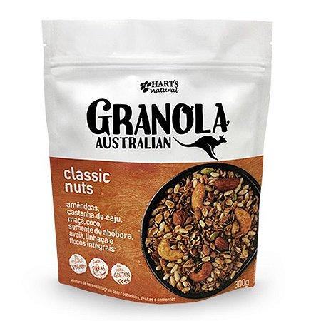 Granola Vegana Classic Nuts Hart's