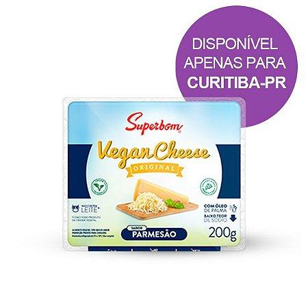 Queijo Vegano Sabor Parmesão 200g