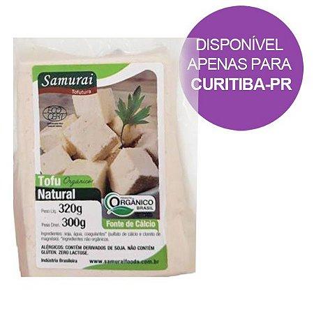 Tofu Orgânico Natural Samurai
