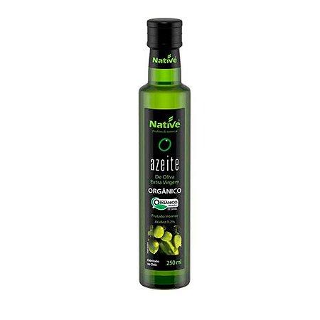 Azeite de Oliva Orgânico Extra Virgem Native 250ml