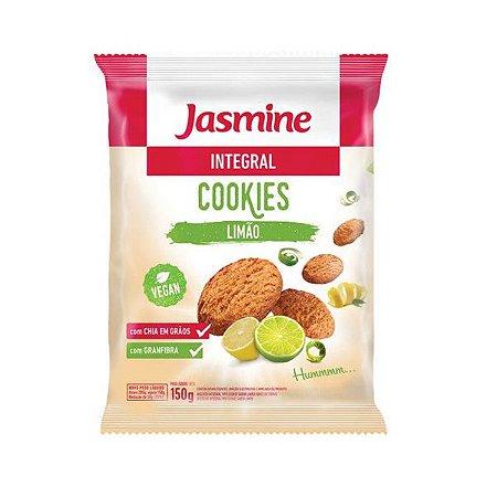Cookies Integrais Vegano Limão Jasmine