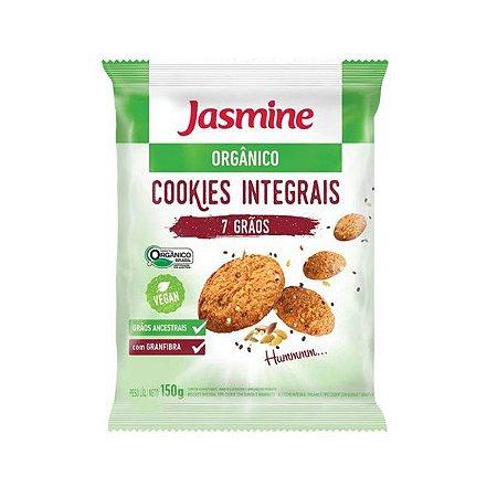Cookies Orgânico 7 Grãos Jasmine