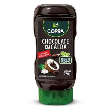 Calda de Chocolate Copra