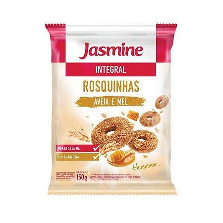 Rosquinha Integral Aveia e Mel Jasmine