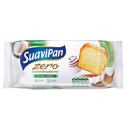 Bolo de Coco Zero Adição de Açúcar Suavipan
