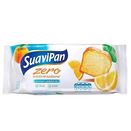 Bolo de Laranja Zero Adição de Açúcar Suavipan