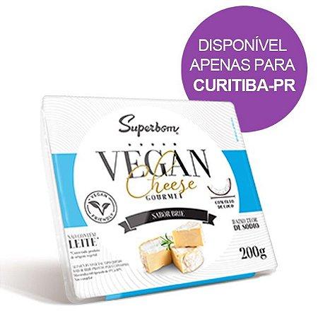 Queijo Vegano Brie Superbom 200g