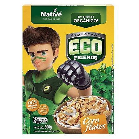 Cereal Matinal Orgânico Esquadrão Eco Friends