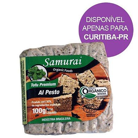 Tofu Premium Al Pesto Samurai