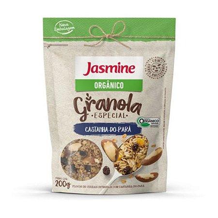 Granola Orgânica Castanha do Pará Jasmine