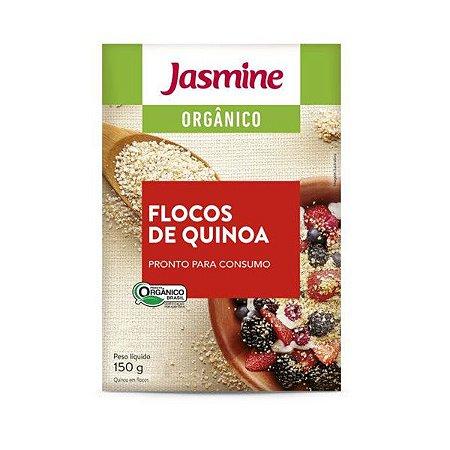 Flocos de Quinoa Real Orgânico Jasmine