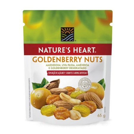 Goldenberry Nuts Nature's Heart