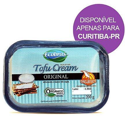 Pasta Tofu Cream Original Ecobras
