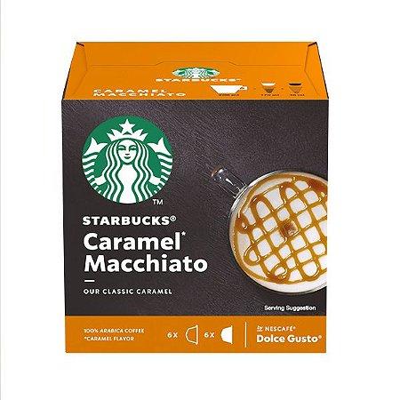 Café Caramel Macchiato Starbucks Dolce Gusto