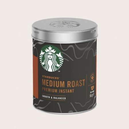 Café Instantâneo Medium Roast Starbucks
