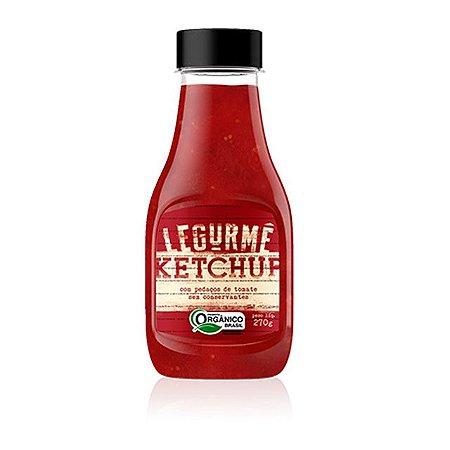 Ketchup Orgânico Tradicional Legurmê 270g