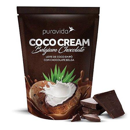Coco Cream Chocolate Belga Pura Vida