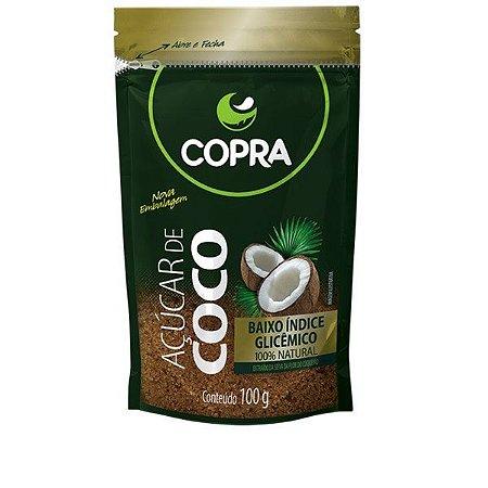 Açúcar de Coco Copra - 100g