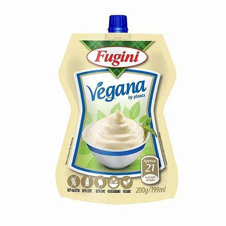 Maionese Vegana Fugini 200g