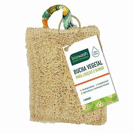 Bucha Vegetal Biowash