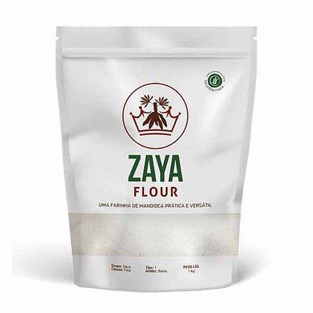 Farinha de Mandioca (Tipo 1) Zaya Flour 1kg