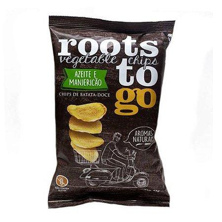 Batata Chips Mostarda Dijon Roots To Go