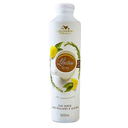 Chá Verde Limão Siciliano e Alecrim Casa Madeira 500ml