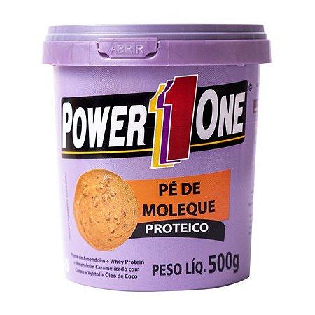 Pasta Pé de Moleque Proteico PowerOne