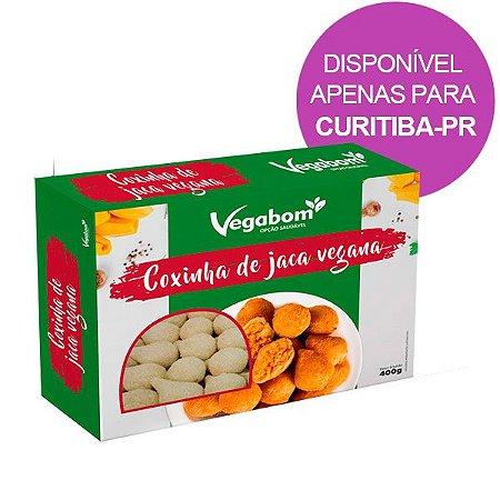 Coxinha de Jaca Vegana - 400g