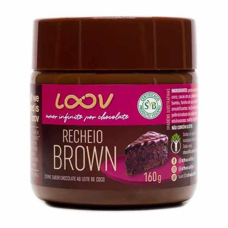 Creme Loov Brown Chocolife