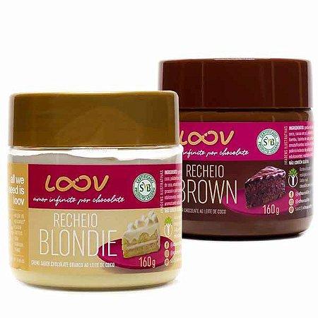 Creme Loov Blondie + Loov Brown Chocolife
