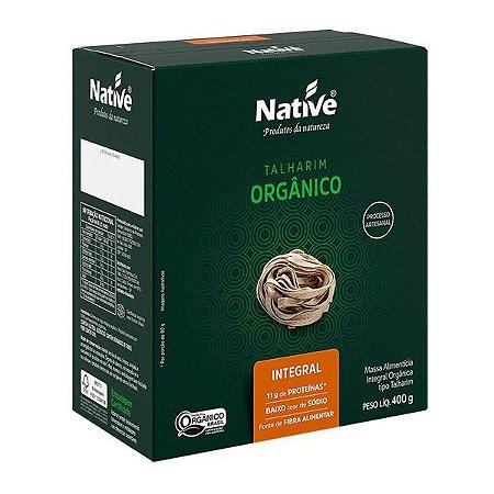 Massa Talharim Integral Orgânico Native 400g