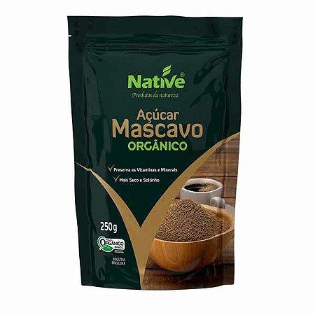 Açúcar Mascavo Orgânico Native