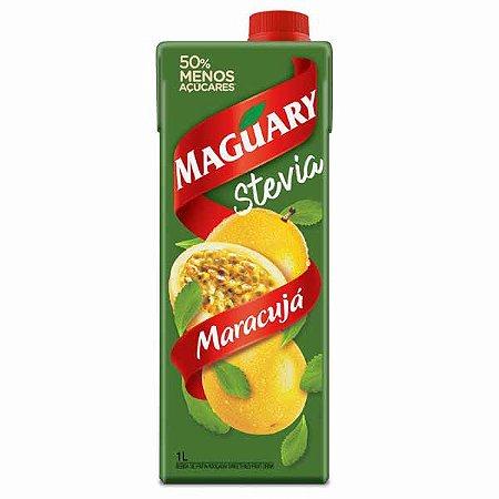 Néctar de Maracujá Maguary Stevia 1L