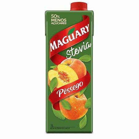 Néctar de Pêssego Maguary Stevia 1L