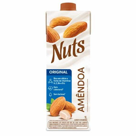 Leite de Amêndoas Original Nuts