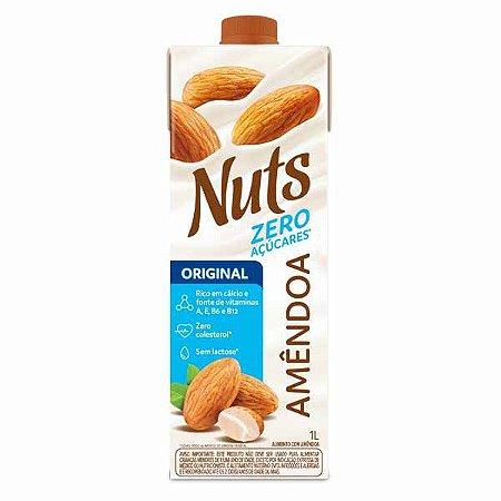 Leite de Amêndoas Zero Nuts