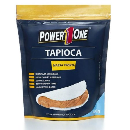 Tapioca Massa Pronta Power One