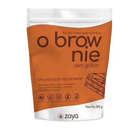 Brownie Mix Sem Glúten Zaya